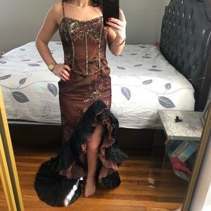Dresses & Skirts - Long evening gown